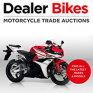 Dealer Bikes Ltd – Online Trade to Trade Auctions