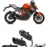 MIVV systems for KTM Super Duke R
