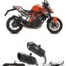 MIVV systems for KTM Super Duke R